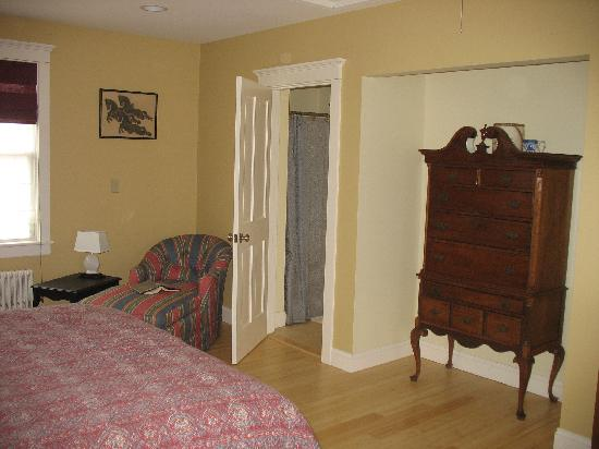 Garden Gate Bed and Breakfast: Gest Room
