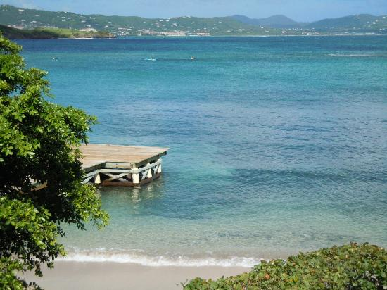 The Buccaneer -- St Croix: View from our room - 357 Doubloon