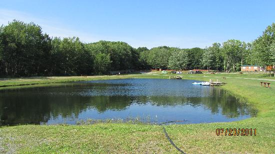 Campground picture of bayleys camping resort scarborough tripadvisor for Scarborough campsites with swimming pool