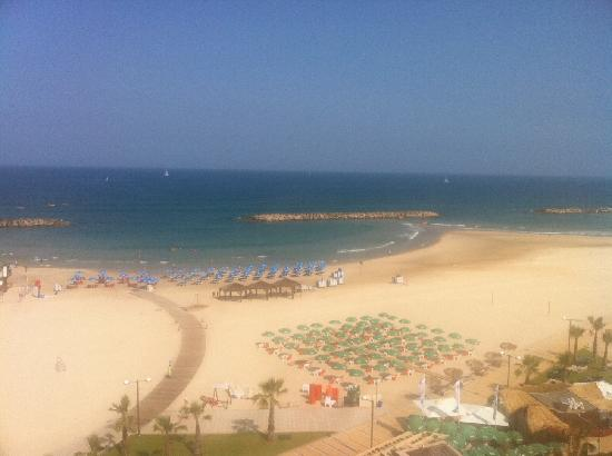 Dan Accadia Hotel Herzliya: View from my room