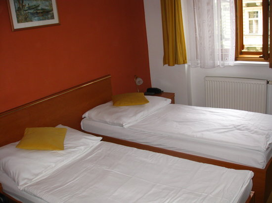 Hotel Prague Centre: beds