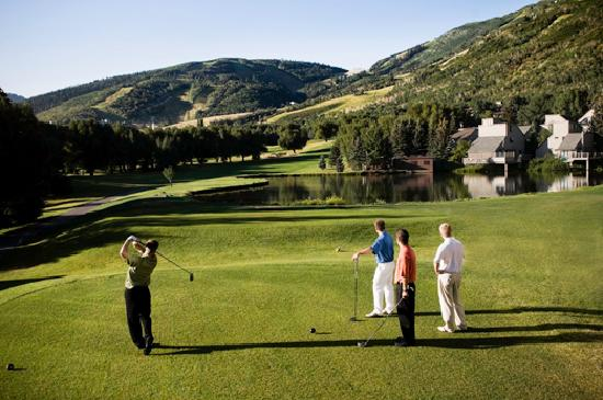 Park City, UT: Rise Above the Average Golf Game