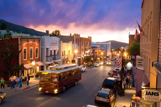 Park City, UT: Historic Downtown Main Street