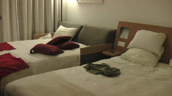 Novotel Mechelen Centrum: Clean and comfortable