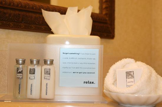 Hampton Inn & Suites Stuart-North: Standard Amenities
