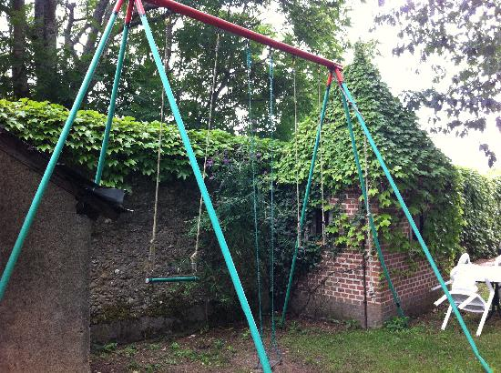 "Chateau de Colliers: ""Children's Playground"""