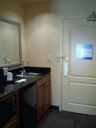 Hampton Inn & Suites Natchez: mini-Kitchen