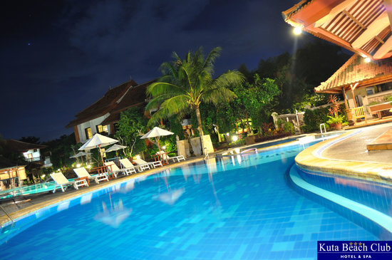 Kuta Beach Club Hotel