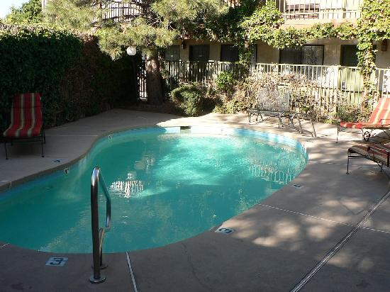 swimming pool picture of santa fe sage inn santa fe tripadvisor
