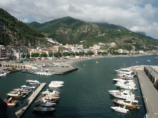 Maiori, Italy: Maori Marina and Bay