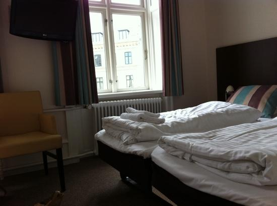 Hotel Sct. Thomas: double room