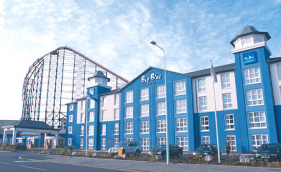 The Big Blue Hotel