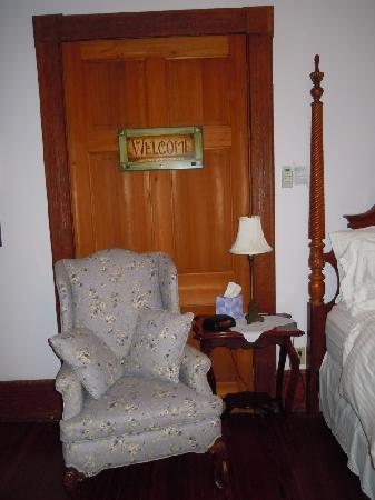 Sweetwater Branch Inn: Cozy and comfortable - Giovanna Room