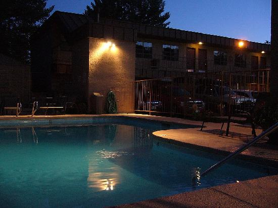 Quality Inn Durango : Swimming pool