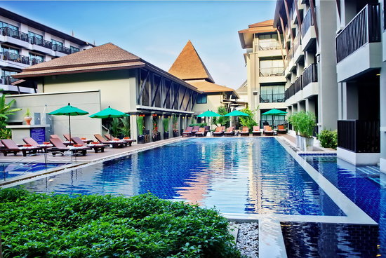 Ananta Burin Resort: Swimming Pool