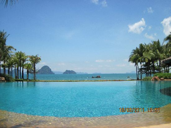 Nong Thale, Thailand: the Main Pool