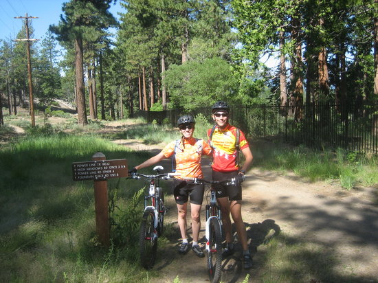 Wanna Ride Tahoe Bike Shuttle & Tours