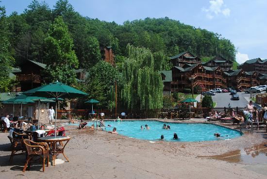 Westgate Smoky Mountain Resort: pool