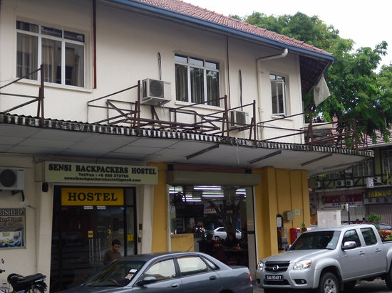 Sensi Backpackers Hostel: SensiHostel