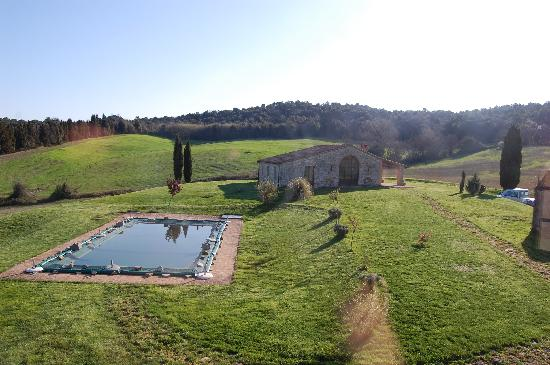 Villa le Ginepraie: what a panorama!!!