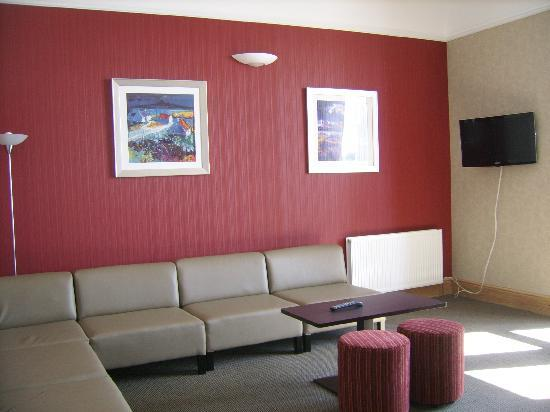 Oban Youth Hostel: The Lounge
