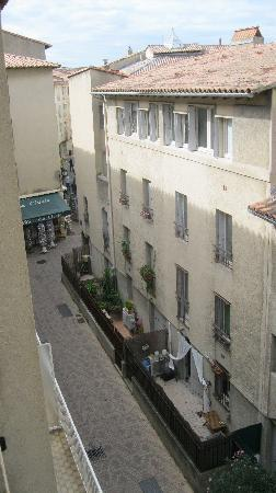 Mercure Pont d'Avignon: View from our window - Mercure Avignon
