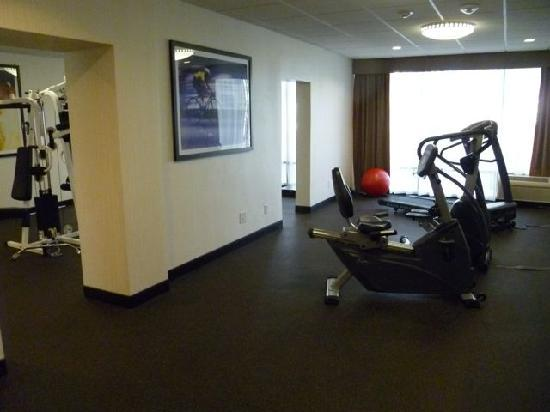 Holiday Inn Austin Midtown: Gym