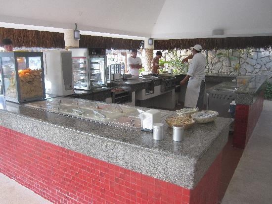 Park Royal Cozumel : Snack Bar