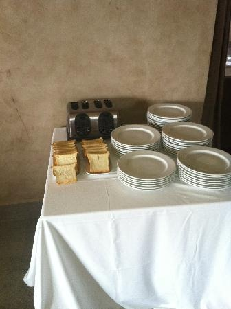 Sirayane Boutique Hotel & Spa: breakfast