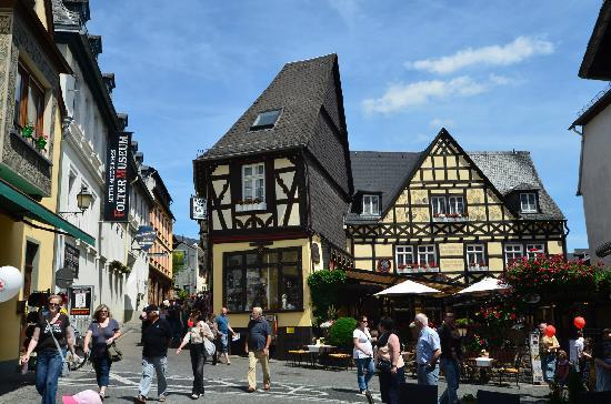 r desheim picture of rhine valley rhineland palatinate tripadvisor. Black Bedroom Furniture Sets. Home Design Ideas