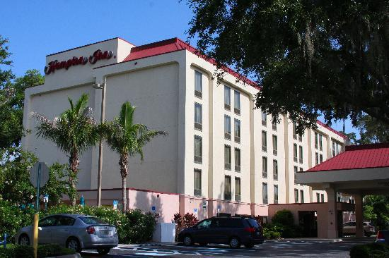 Hampton Inn Ellenton: Hotel Exterior