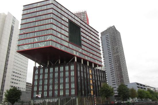 Rotterdam, Pays-Bas : edificio 3 
