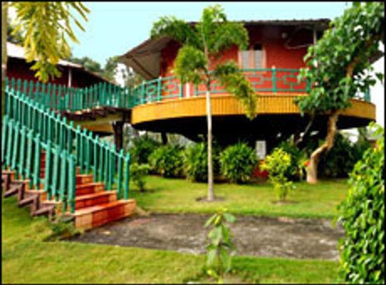 Rose Valley Kunjanagar (Falakata) Resort - Picture of Rose ...
