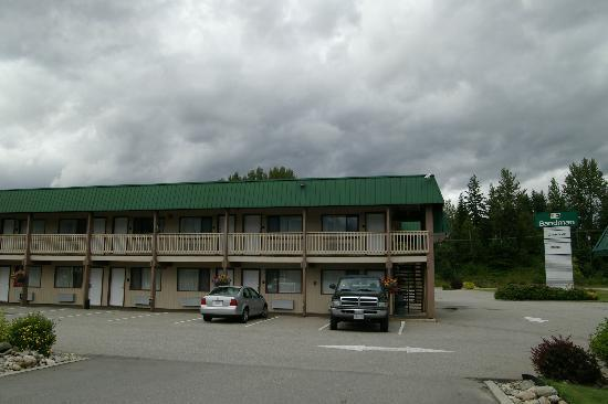 Sandman Hotel Revelstoke: The hotel