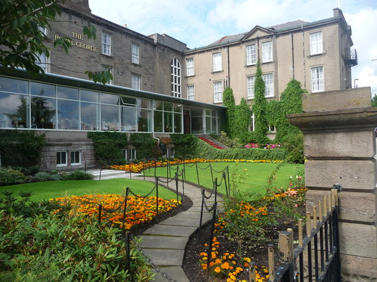 Royal george hotel perth scotland hotel reviews tripadvisor for Hotels in perth scotland with swimming pool