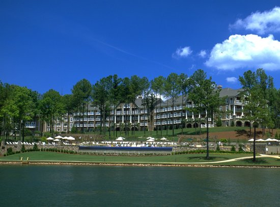 The Ritz-Carlton Lodge, Reynolds Plantation on Lake Oconee