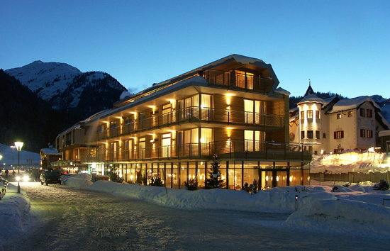 Skihotel Galzig