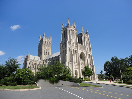 Pictures of Washington National Cathedral, Washington DC