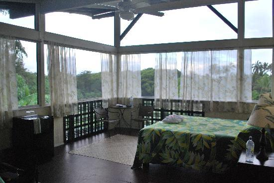 Pahoa, HI: Room 22 of the treehouse
