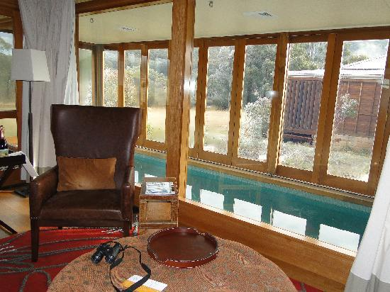 Emirates Wolgan Valley Resort & Spa: Suite Pool