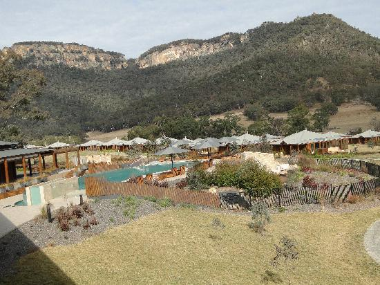 Emirates Wolgan Valley Resort & Spa: Property View