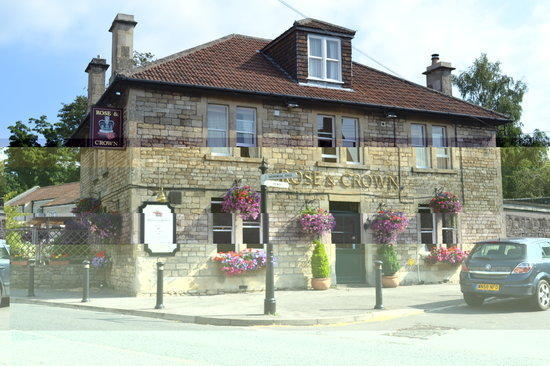 ‪The Rose & Crown‬