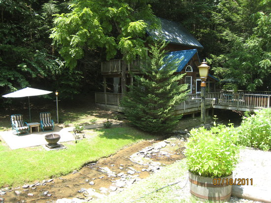Stonecreek Cabins