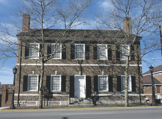 Lexington, KY: Mary Todd Lincoln House-front