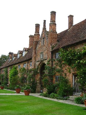 The houses of Sissinghurst Garden