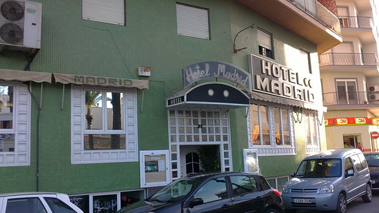 Photo of Hotel Madrid Aguilas
