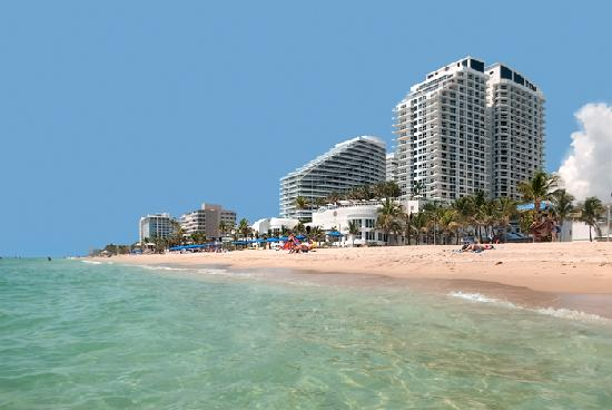 The Winterset: Fort Lauderdale beach