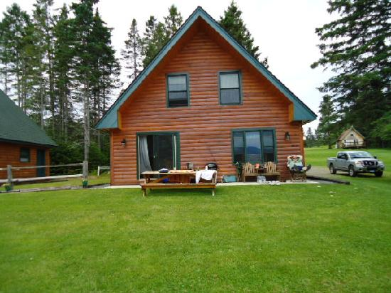 Partridge Cabins: MOOSE CABIN