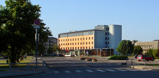 Photo of Hotel Bauska