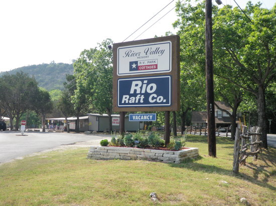 Rio Raft & Resort: Entrance